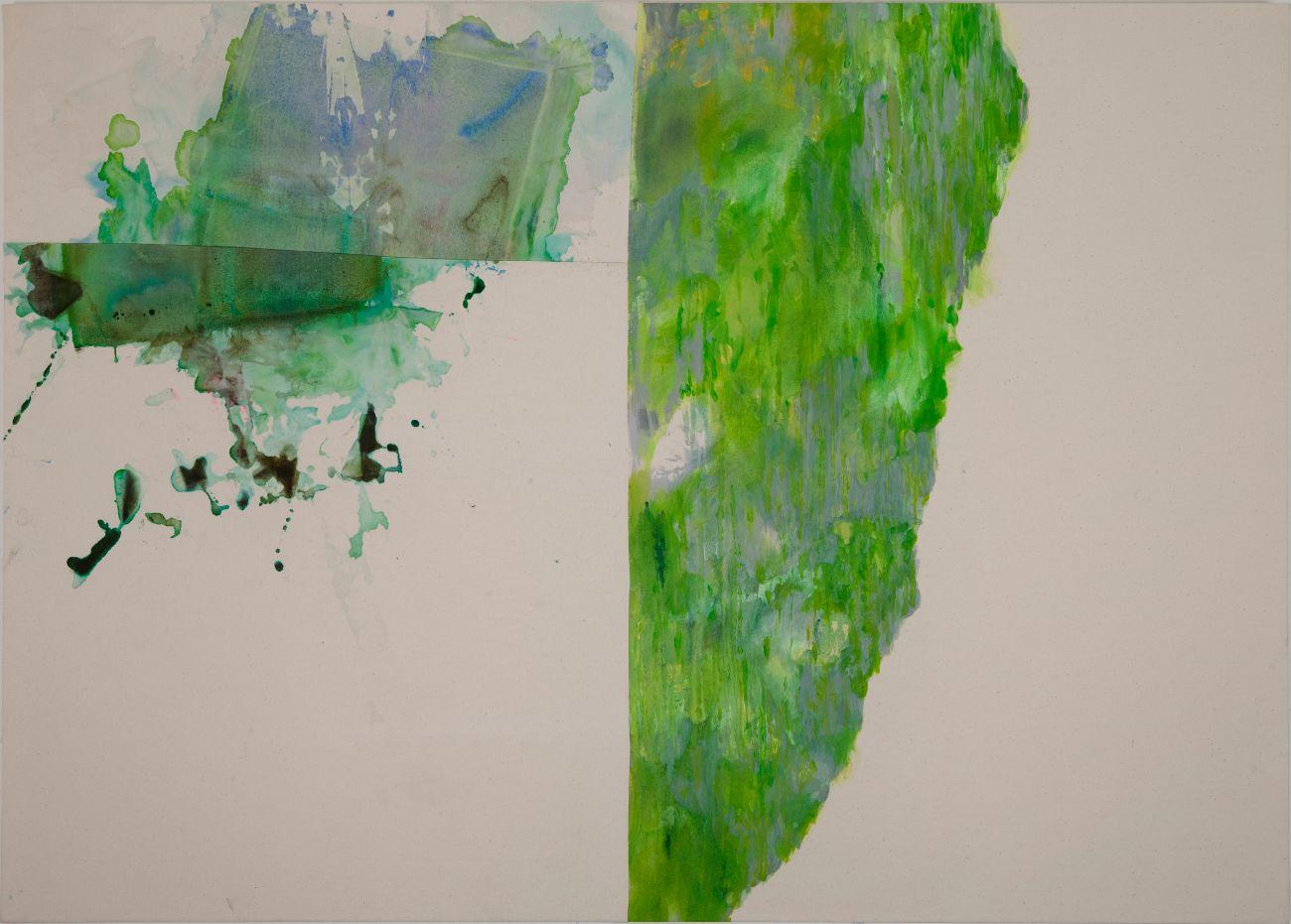 Madeira, 90x126cm, akryl na plátne