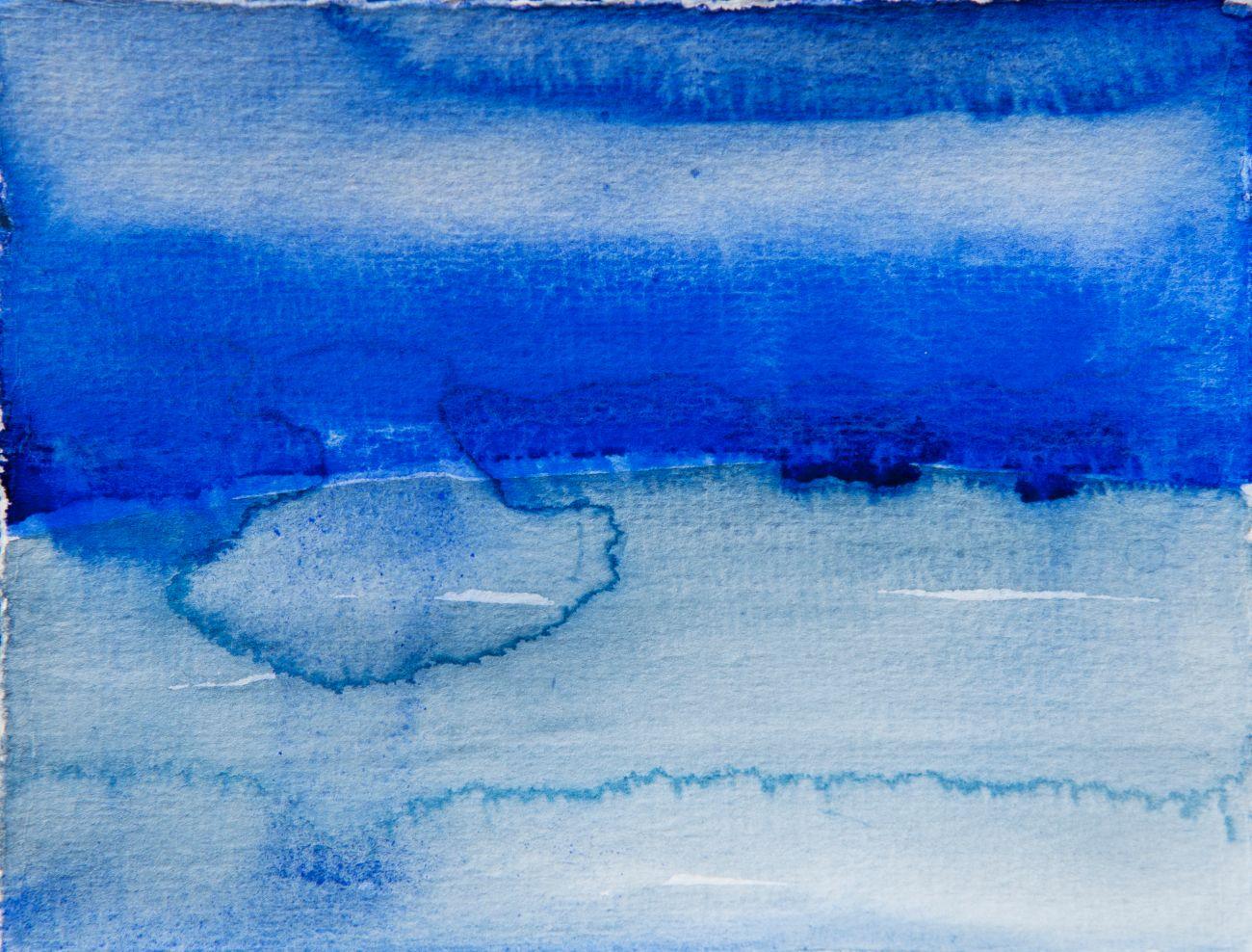 19 x 13 cm, akvarel na papieri 1