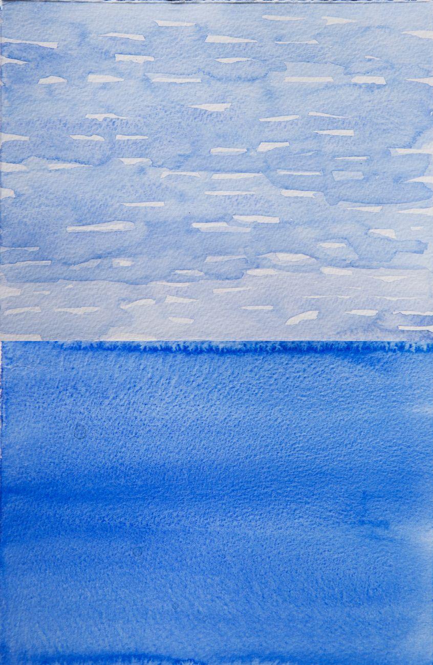 19 x 26 cm, akvarel na papieri 2